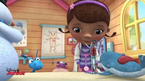 """Dad's Favourite Toy"" Song Doc McStuffins Disney Junior UK"