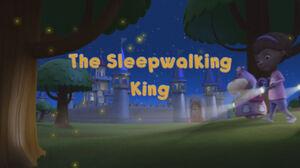 The Sleepwalking King Title