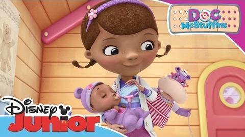 Doc McStuffins - Best Big Sister Official Disney Junior Africa