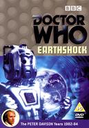 Earthshock DVD cover