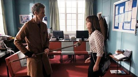 DOCTOR WHO Ep 6 Sneak Peek- The Doctor's Working at Clara's School?! - Sept 27 BBC AMERICA