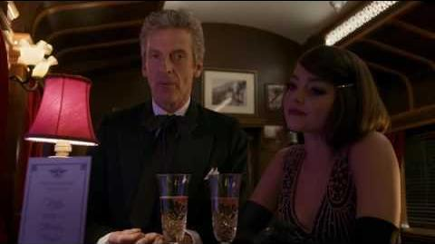 Doctor Who Mummy on the Orient Express