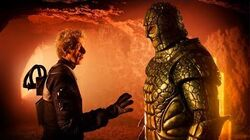Mark Gatiss Introduces Empress of Mars Doctor Who Series 10