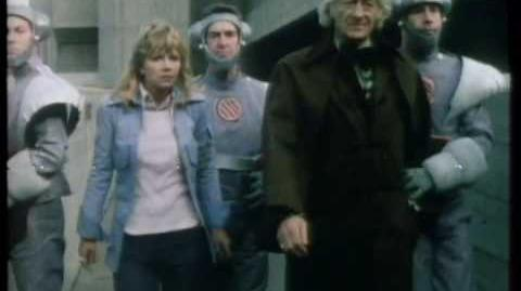 Jo and the Doctor are captured - Frontier in Space