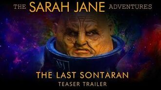 TSJA 'The Last Sontaran' - Teaser Trailer