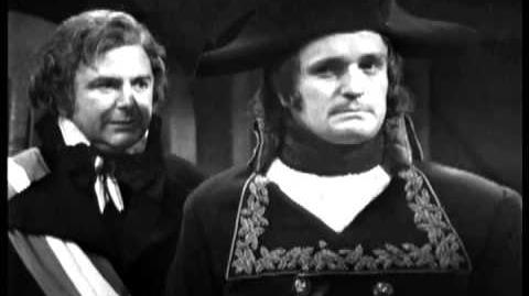 Spying on Napoleon Bonaparte - The Reign of Terror - Doctor Who - BBC