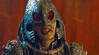 The Ice Queen Empress of Mars Doctor Who
