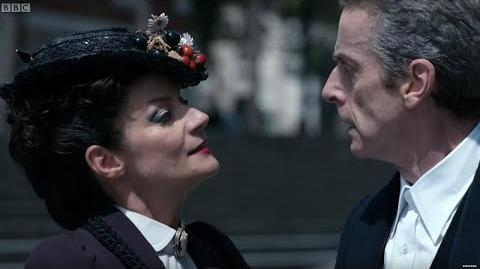 Who Is Missy? Dark Water Doctor Who