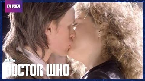 The Doctor and River Song get married - Doctor Who - The Wedding of River Song - Series 6 - BBC