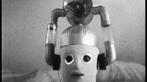 Battle in the Snow Vs Cybermen - Doctor Who - The Tenth Planet - BBC