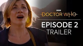 Episode 2 Trailer The Ghost Monument Doctor Who Series 11