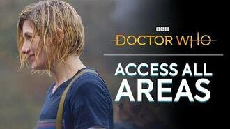 Episode 8 Access All Areas Doctor Who