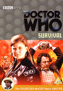 Survival DVD cover