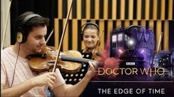 Doctor Who Theme (from 'The Edge of Time) - Richard Wilkinson