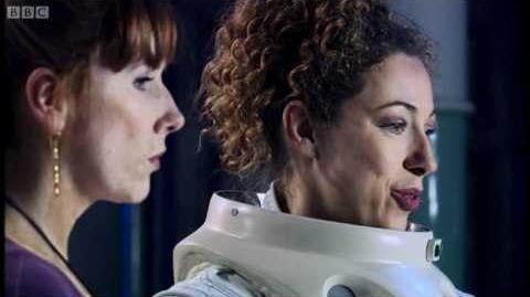 Meet the Vashta Nerada - Doctor Who - BBC