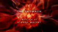 The Snowmen (ouverture)