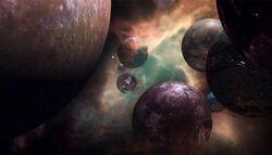 Planètes volées