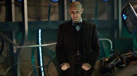 Bald Doctor & The Key in the Quiff Routine - The Time of the Doctor