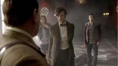 Exclusive Doctor Who Sneak Peek Let's Kill Hitler