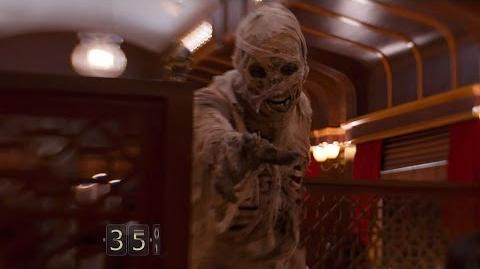 Start The Clock Mummy On The Orient Express Doctor Who BBC