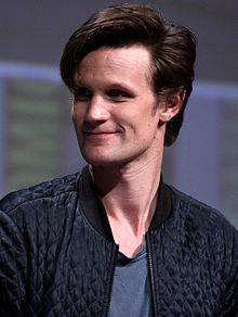 220px-Matt Smith speaking at the 2012 San Diego Comic-Con International