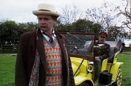 Seventh Doctor Brigadier Lethbridge 9