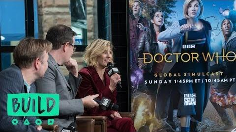 "Jodie Whittaker Talks Her Role As The Thirteenth Doctor In BBC's ""Doctor Who"""
