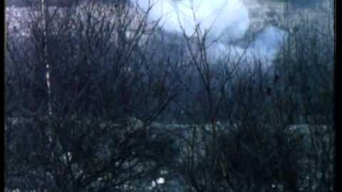 Varan's escape - The Mutants