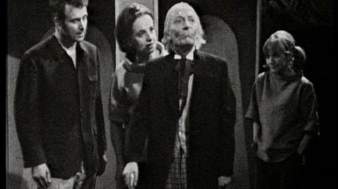 Ian and Barbara leave the Doctor - The Chase