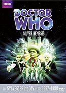 Silver Nemesis DVD Cover