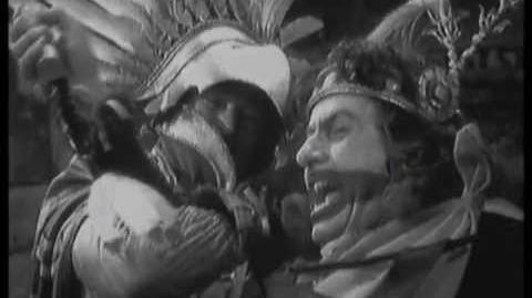 Ian vs Ixta - Doctor Who - The Aztecs - BBC