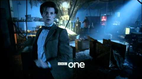 Doctor Who - Bande-annonce de l'épisode The Impossible Astronaut - BBC One