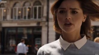 Finding A Trap Street - Face The Raven - Doctor Who
