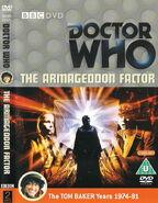 The Armageddon Factor DVD Cover