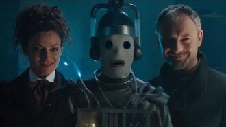 The Master Meets Missy World Enough and Time Doctor Who