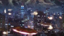 Daleks Attack New York