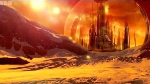 The Legends of Gallifrey - The Sound of Drums