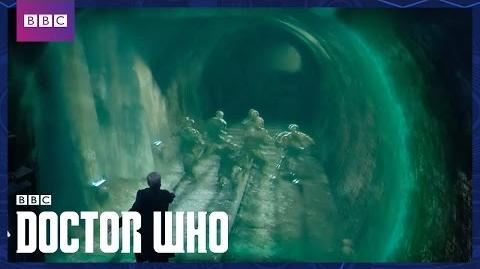 """The Man That Stops The Monsters"" - Flatline - Doctor Who - BBC"