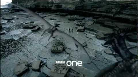 Doctor Who 'Dinosaurs on a Spaceship' TV Trailer - Series 7 2012 Episode 2 - BBC One