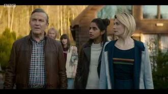Doctor Who It Takes You Away - Grace returns