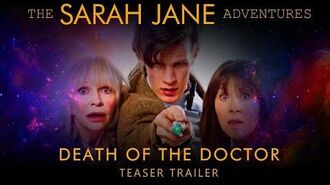 TSJA 'Death of the Doctor' - Teaser Trailer