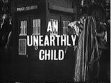 An Unearthly Child (TV)