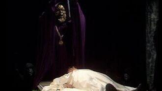Sarah's Sacrifice - Doctor Who - The Masque of Mandragora - BBC