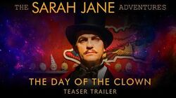 TSJA 'The Day of the Clown Part 1' - Teaser Trailer