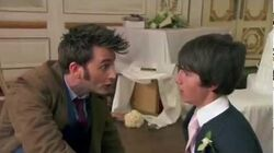 The Sarah Jane Adventures The Wedding of Sarah Jane Smith - Luke, Clyde and Rani meets The Doctor