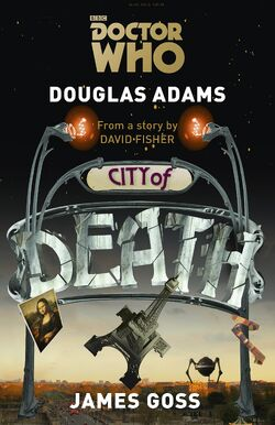 City of Death novel