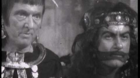 The reincarnation of Yetaxa - Doctor Who - The Aztecs - BBC