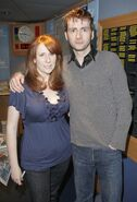 Catherine Tate David Tennant 1