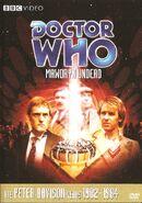 Mawdryn DVD Cover