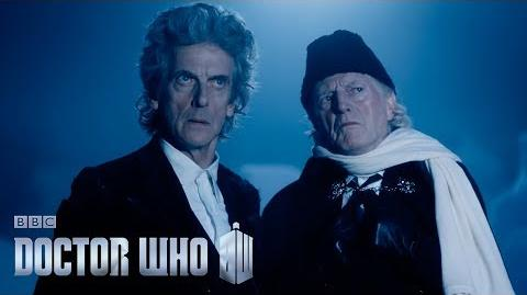Doctor Who Twice Upon a Time Trailer (VO)
